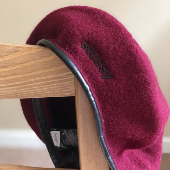 9865f1368083d9 Stussy military beret. M_5b24b0cdde6f62501e2da142. Other Accessories ...
